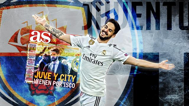 Euro Papers: Man City and Juventus swoop for Isco