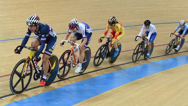 Eurosport despide la temporada ciclista con la Copa del Mundo en Pista de Berlín