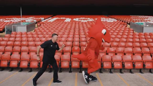 Neue Version: Anfield-Rap mit Liverpool-Legenden sorgt für Lacher