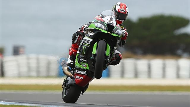 World Superbikes pre-season testing highlights as Rea, Haslam and Davies get underway