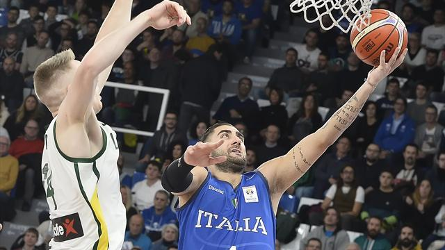 Sconfitta la Lituania dopo 12 anni, l'Italia vede i Mondiali. Gli highlights del successo a Brescia