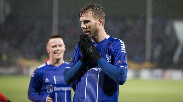 Sarpsborg 08 nær sensasjonell seier mot Besiktas