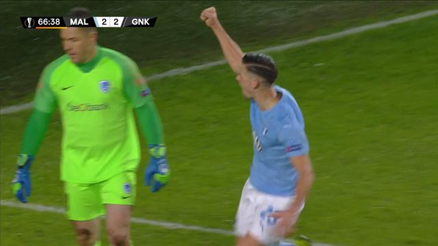 Höjdpunkter: Malmö - Genk