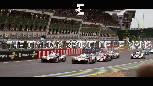 The Italian Spirit of Le Mans - domenica 2 dicembre su Eurosport