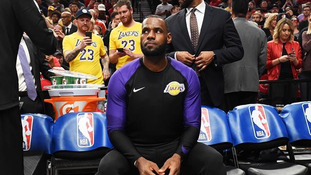 Victoria de Los Angeles Lakers ante los Dallas Mavericks Remontada