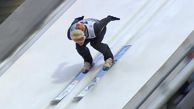 Rehrl takes ski jumping in Nordic Combined at Lillehammer