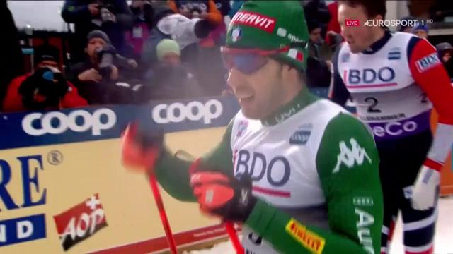 Pellegrino rompe il tabù Norvegia! Trionfo di prepotenza nella sprint skating a Lillehammer