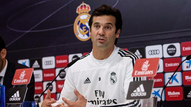 """Solari no da pistas para Huesca y defiende a Bale: """"Hizo un golazo en Roma pero se olvida rápido"""""""