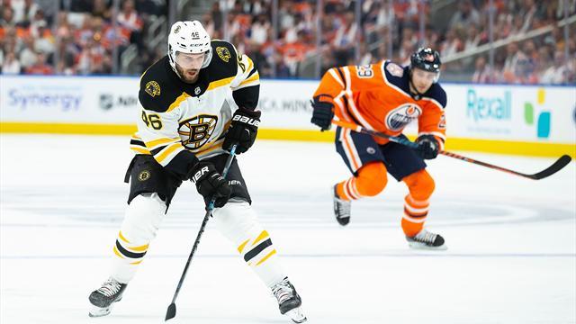NHL-Crack zeigt Manieren: Hier hast du deinen Zahn wieder!