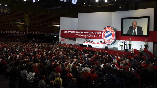 Live-Eindrücke: Eurosport-Reporter beschreibt die Emotionen auf der Bayern-JHV