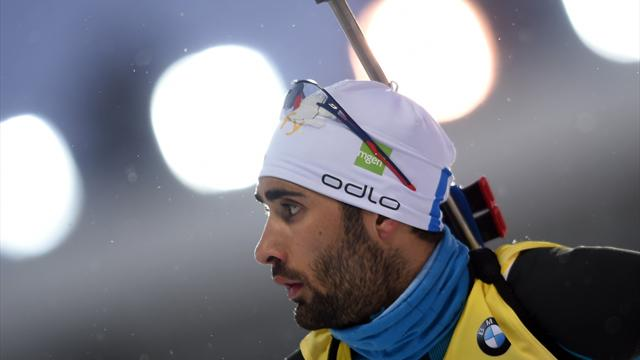 France clinch season-opening biathlon mixed relay World Cup