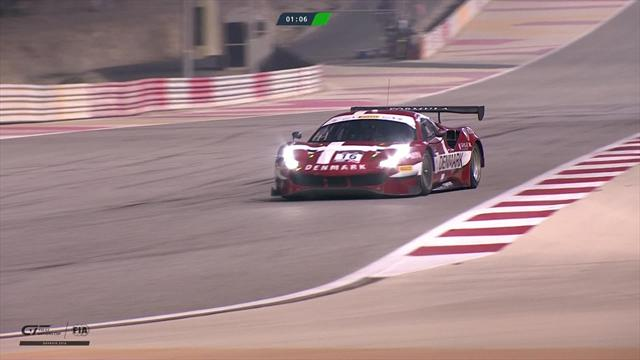 Turkey claim victory in GT Nations Cup race in Bahrain
