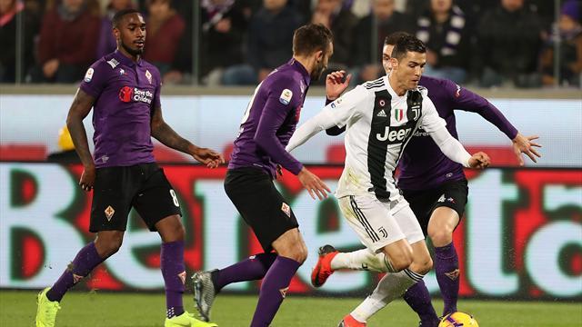 Ronaldo achieves Juve scoring feat last managed by John Charles