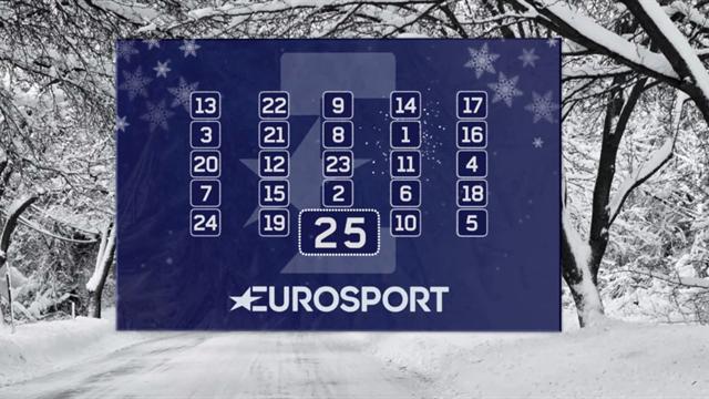 Eurosport Advent Calendar: Tears of joy in Melbourne