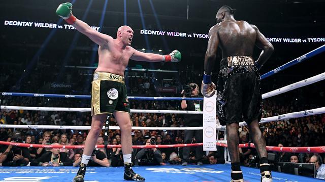 Wilder conserve sa ceinture WBC après son nul face à Fury