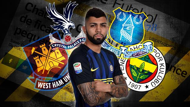 Euro Papers: Premier League trio target Inter flop Gabigol