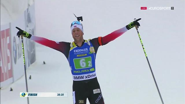Noorwegen begint biatlonseizoen met overtuigende overwinning