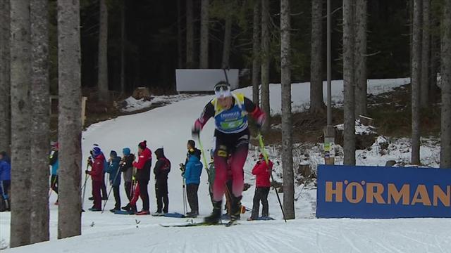 Norway take single mixed relay in Pokljuka