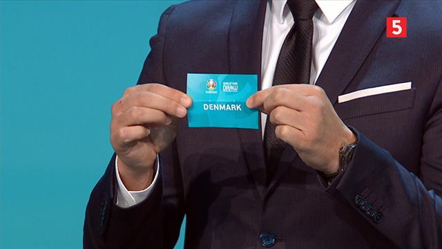 Lodtrækningen til EM 2020: Tæt på en drømmelodtrækning for Danmark