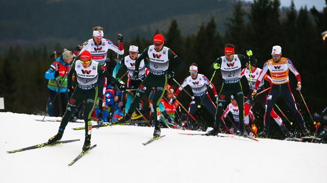 'Koning van Lillehammer' voltooit hattrick