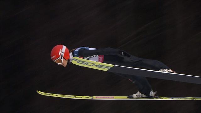 Althaus dominates in Lillehammer
