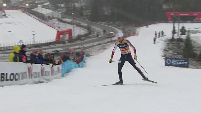 Riiber unstoppable in Lillehammer