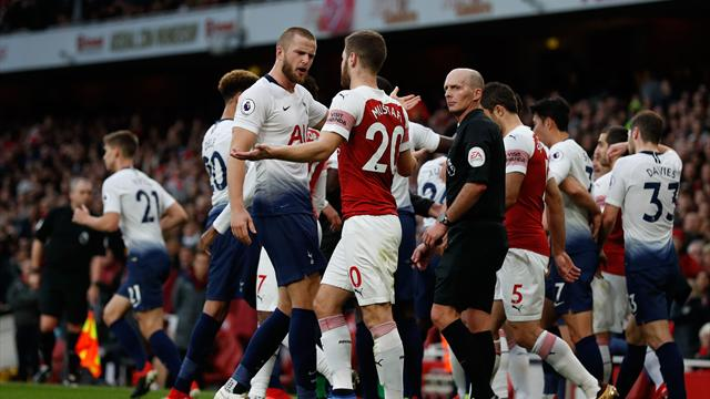 'This is the game of the season': Fans react to manic North London derby