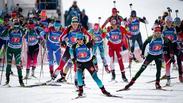 Mistrovství světa v biatlonu juniorů se po dvou letech vrací na Slovensko