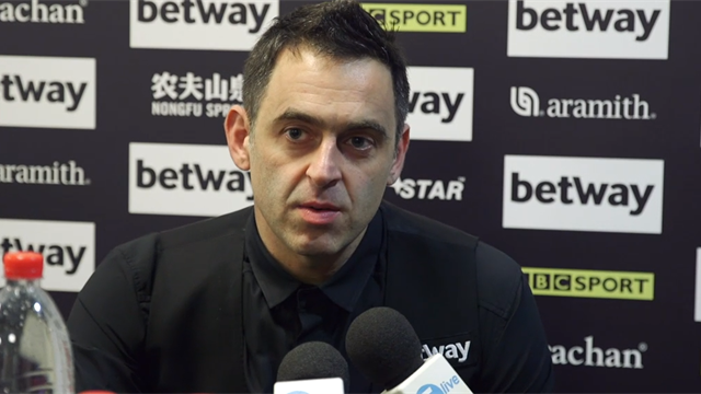 O'Sullivan: All the players agree with me on proposed changes