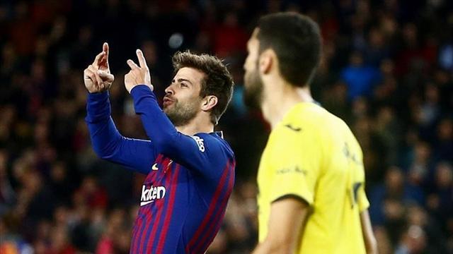 LaLiga, Barcelona-Villarreal: Hundir la flota (2-0)