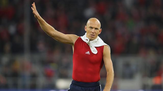 """""""C'est vraiment difficile..."""" : Robben plombé par un mal mystérieux"""