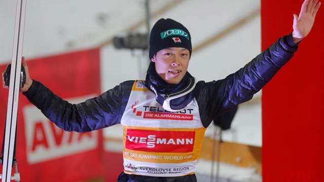 Kobayashi logra en Nizhny Tagil su tercer triunfo de la temporada