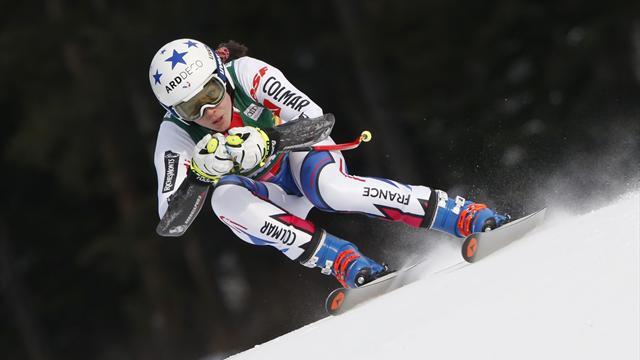 A sept centièmes du podium, Miradoli a rivalisé avec les meilleures : sa course en vidéo