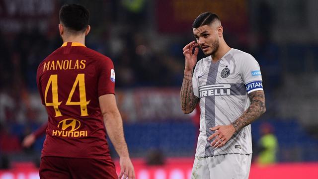 Roma-Inter in Diretta tv e Live-Streaming