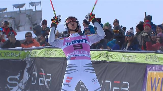 Sensationssieg! Luitz gewinnt Riesenslalom in Beaver Creek