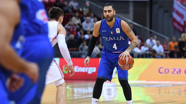 L'Italia fallisce il primo match point: gli highlights del ko per 94-78 con la Polonia