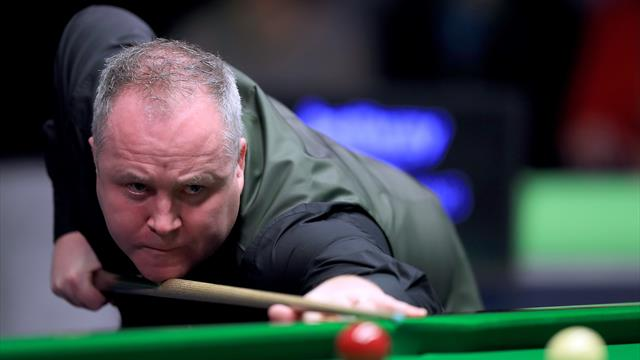 Higgins whitewashes Dott, Maguire and Day crash out in Cardiff