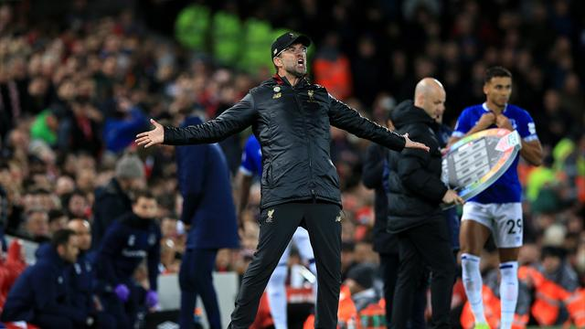 FA takes action against Liverpool manager Klopp after dramatic win
