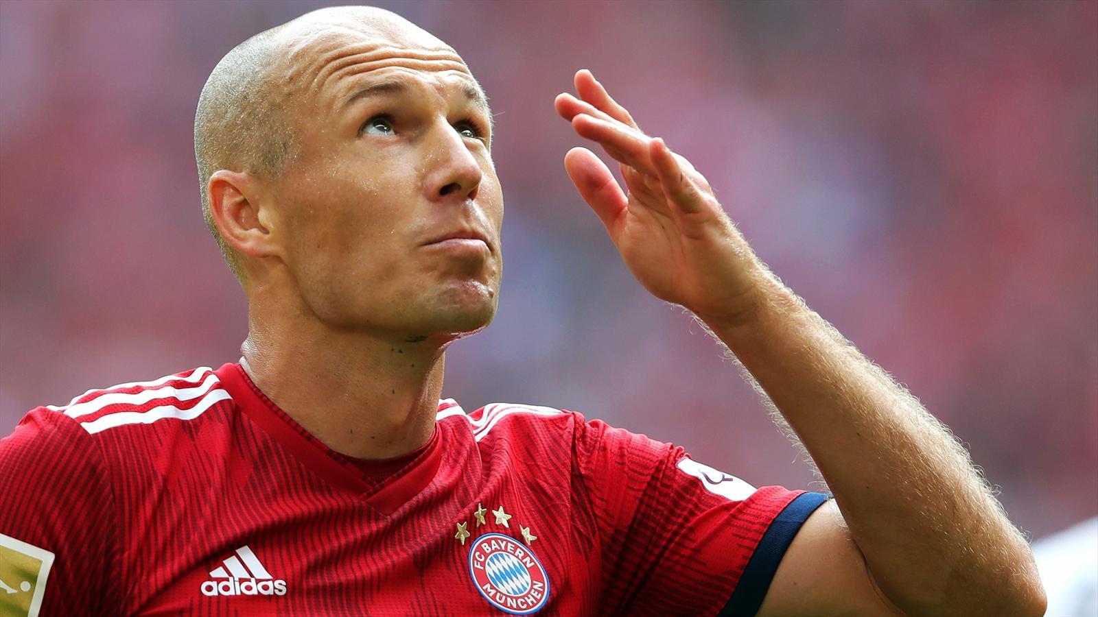 Arjen Robben is confident Bayern Munich will get back on ...  |Arjen Robben