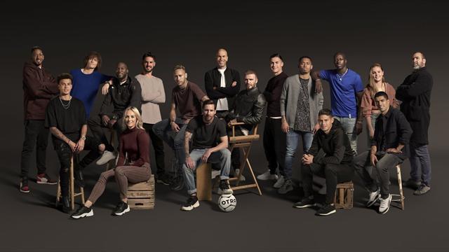 Qu'est-ce que Otro, le projet qui réunit Zidane, Messi, Neymar ou encore Cantona ?
