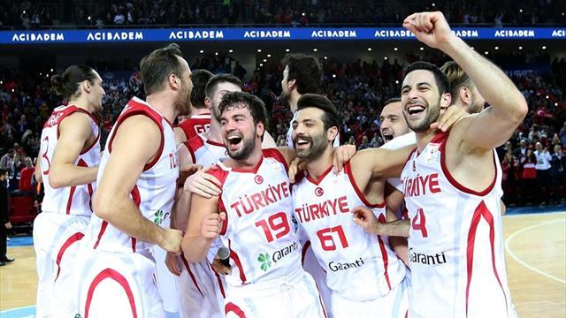Türkiye: 71 - İspanya: 67