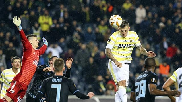 Fenerbahçe, adını son 32 takım arasına yazdırdı