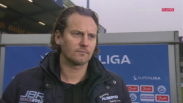 Hans Jørgen Haysen om forlængelse med Claus Nørgaard: Alt bliver taget med i spil