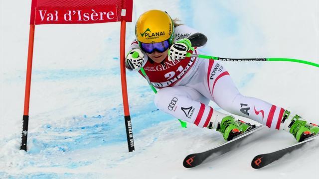 Les épreuves féminines de Val d'Isère annulées