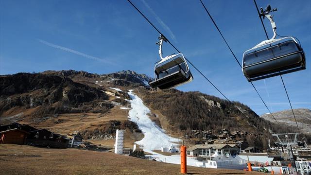 Weltcuprennen der Frauen in Val d'Isère abgesagt