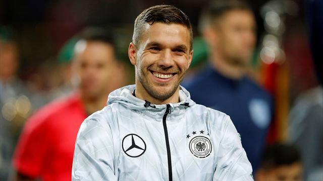 """Podolski über mögliche Bundesliga-Rückkehr: """"Warum nicht?"""""""