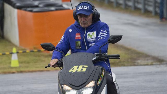 """""""Sehr schade"""": Cadalora nicht mehr Rossis Riding-Coach"""
