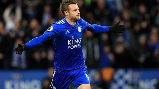 Claude Puel unsure if Leicester striker Jamie Vardy needs surgery