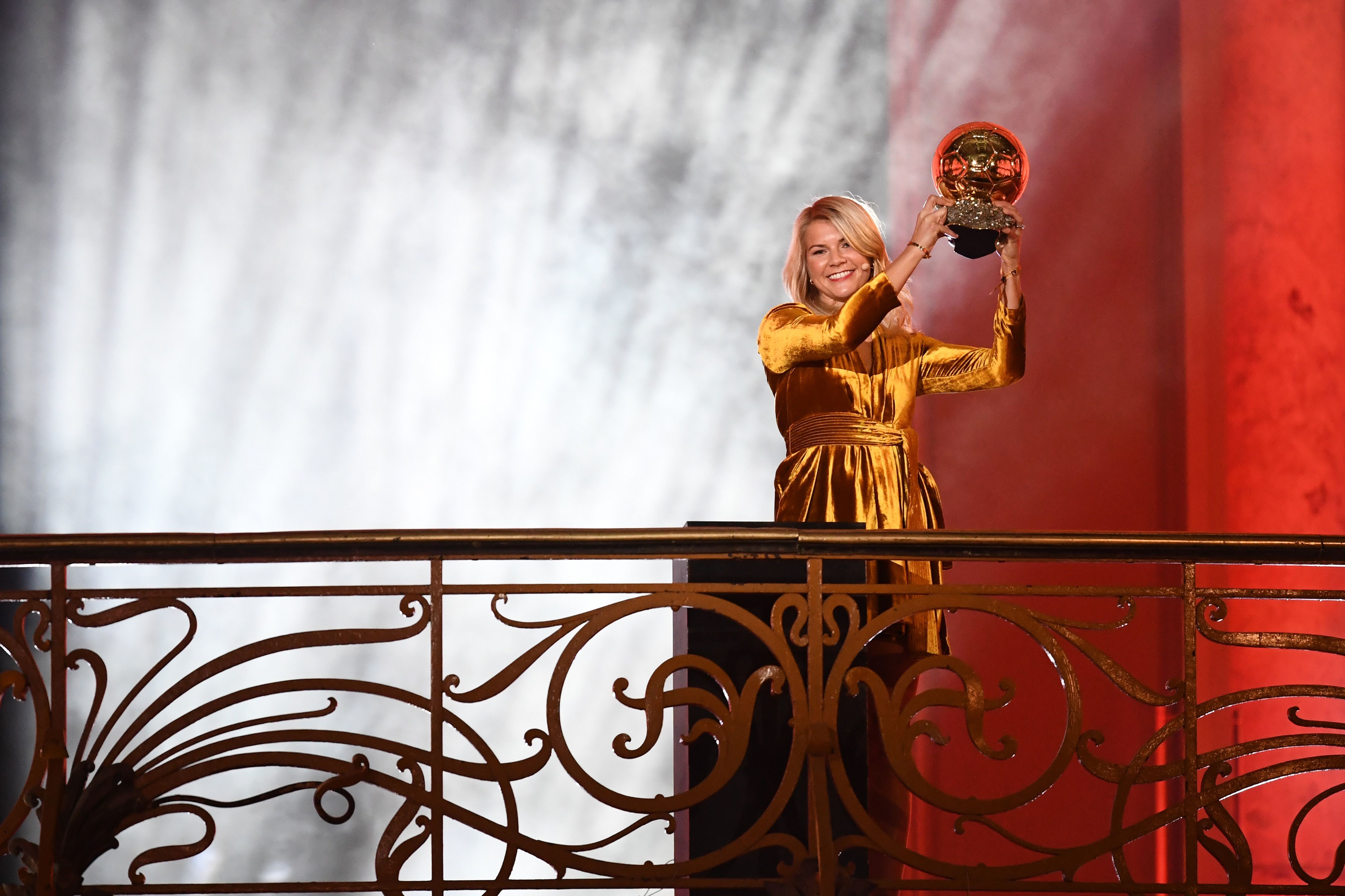 Ada Hegerberg - Ballon d'Or