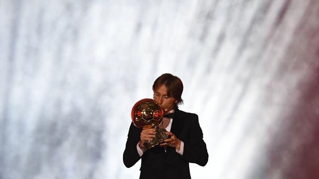 Antithèse de Ronaldo et Messi, Modric fait-il un beau Ballon d'Or ?